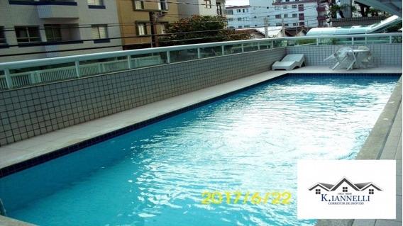 Apartamento Guilhermina , Só Entrar E Morar ; Totalmente Mobiliado Fino - 2633