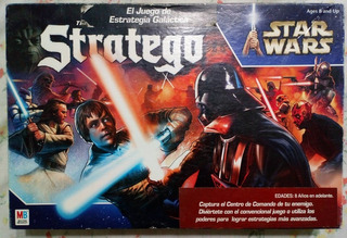 Collecionable! Stratego Star Wars Juego De Mesa