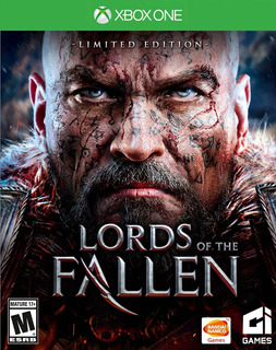 Lords Of The Fallen Limited Edition Xbox One Nuevo
