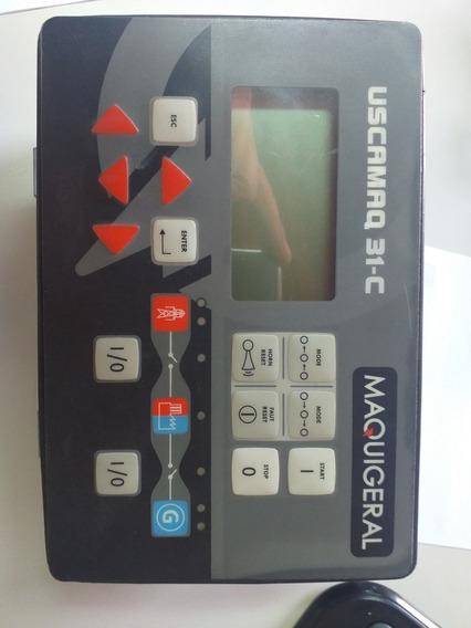 Módulo Controlador Microprocessado Uscamaq-31-c