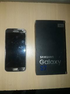 Celular Samsung S7 Flat (modulo Roto)