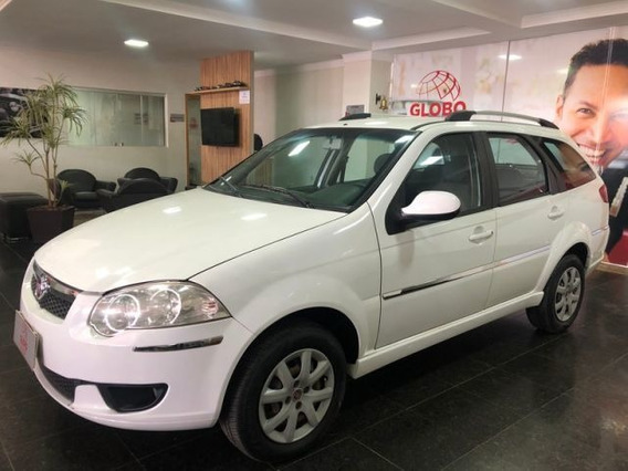 Fiat Palio Weekend Attractive 1.4 Flex, Pwu6625