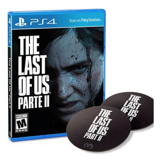The Last Of Us Parte 2 Ps4 Físico Latino + Regalo !
