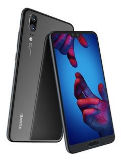 Celular Libre Huawei P20 128gb 4g Lte Duos 20mp/24mp+estuche