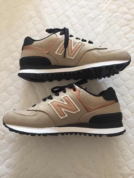 Vendo Zapatillas Nuevas A Estrenar New Balance 574 Encap
