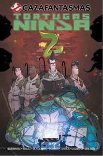 Cazafantasmas / Tortugas Ninja 2 - Burnham - Fandogamia
