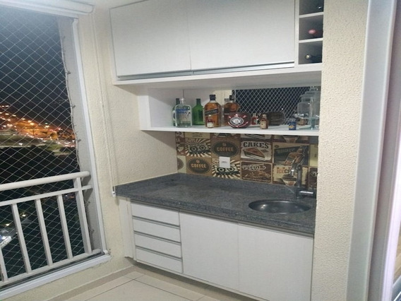 Apartamento 02 Dormitórios Cond. Reserva Da Aldeia - 11338