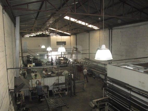 Galpao Industrial - Vila America - Ref: 6393 - V-6393