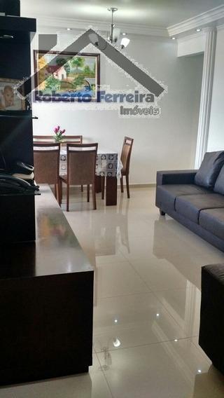 Apartamento Para Venda, 3 Dormitórios, Jardim Marajoara - São Paulo - 10346