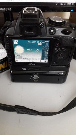 Camara Nikon D-3100