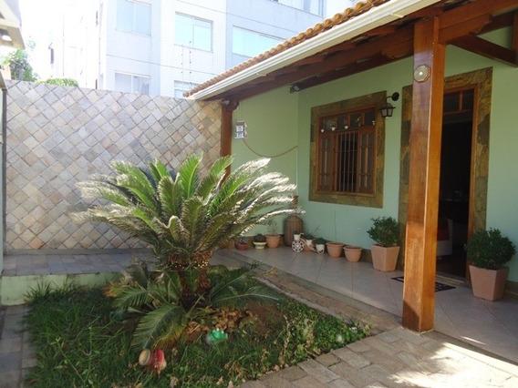 Casa Com 3 Quartos Para Comprar No Castelo Em Belo Horizonte/mg - 12065