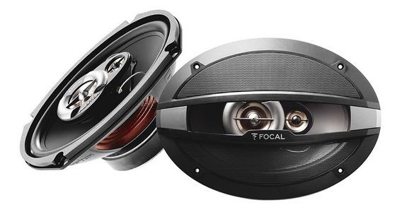 Focal Bocinas Auditor R-690c 6x9 80w Rms 160w Max 3 Vías