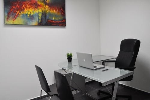 Oficina Virtual En Excelente Zona Del Área Metropolitana