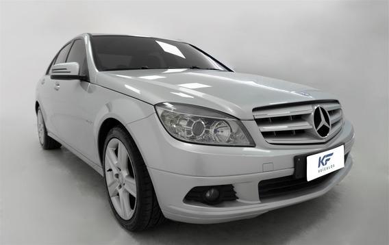 Mercedes-benz C 180 1.8 Cgi Classic 16v Gasolina 4p
