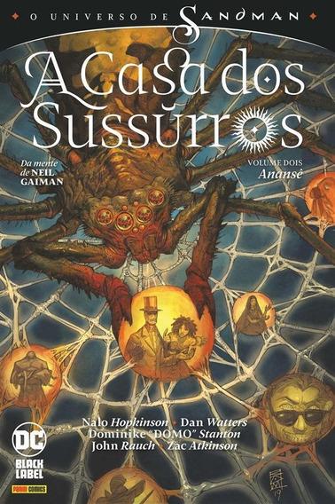 A Casa Dos Sussurros Vol.02 - O Universo De Sandman