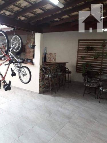 Casa Com 3 Dormitórios À Venda, 100 M² - Mirante Da Colonia , Jundiaí Sp - Ca0798