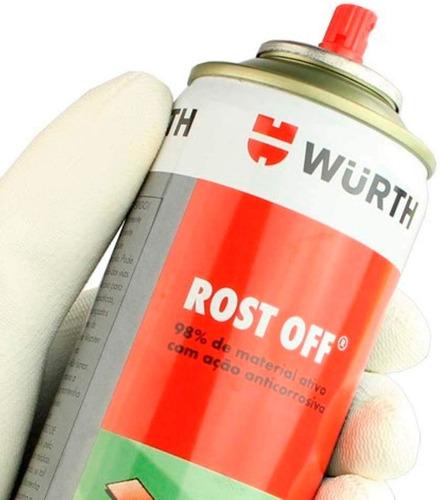 Desengripante Rost Off Wurth - Micro Óleo Lubrificante