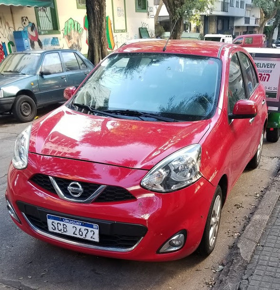 Nissan March Extrafull At