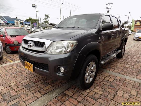 Toyota Hilux 2.5cc Mt Aa 4x2