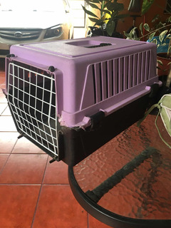 Casa Transportadora Para Perros Pequeños