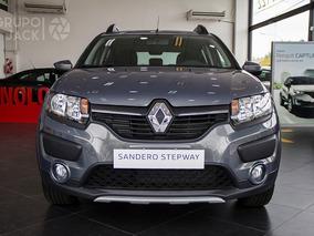 Renault Sandero Stepway Expresion Anticipo, Cuota Burdeos