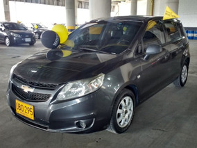 Chevrolet Sail Lt 1.4 Mt 2015