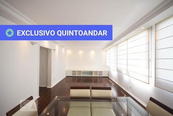 Apartamento No 17º Andar Com 3 Dormitórios E 2 Garagens - Id: 892975110 - 275110