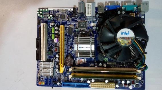 Kit Cpu Core 2 Duo E8400 + 4gb De Ram