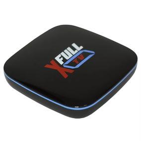 Receptor X-full F1 Ultra Hd 4k Wi-fi Bt Lan Iptv Android 6.0