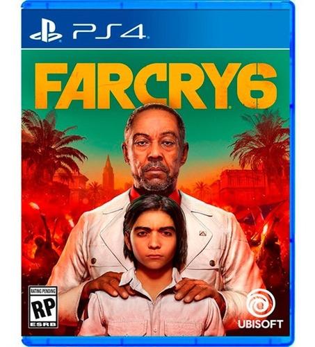 Imagen 1 de 2 de Far Cry 6 Ps4 Sony Fisico Sellado Original Ade Ramos