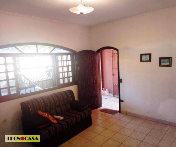 Casa Com 02 Dormitórios Para Vender E Alugar No Bairro Vila Tupi Em Praia Grande/sp. - Ca4463