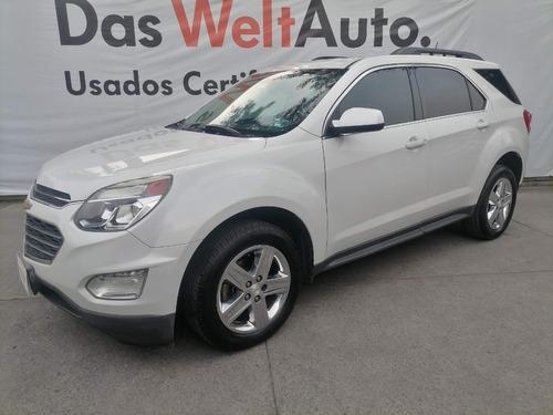Imagen 1 de 14 de Chevrolet Equinox 2.4 Lts Automatico 2016 Blanco