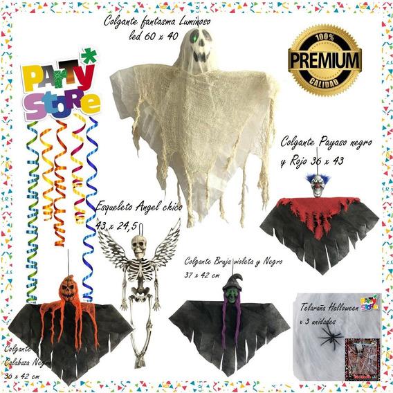 Party Store - Combo Cod.001 - Halloween Cotillon Decoracion