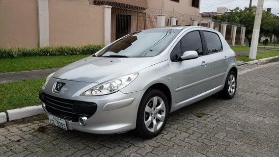 Torro Peugeot 307 No Dinheiro