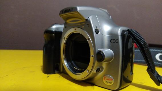 Câmera Eos Kiss Digital