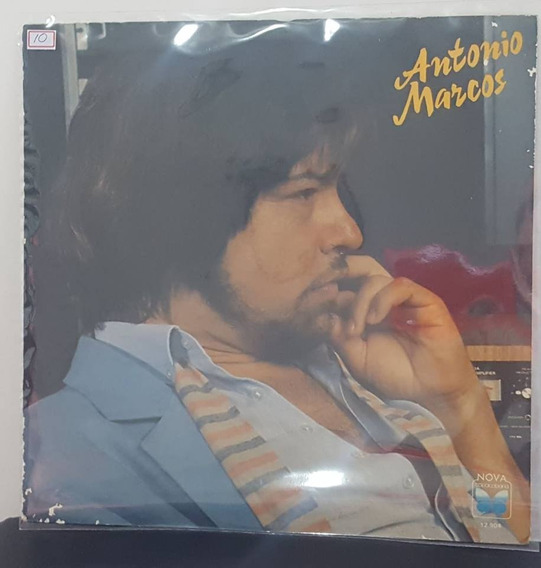 Lp António Marcos - 1987