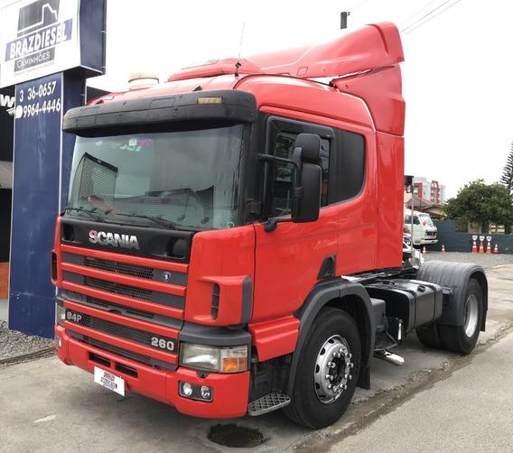 Scania P 94 260cv 1998 Toco, 4x2
