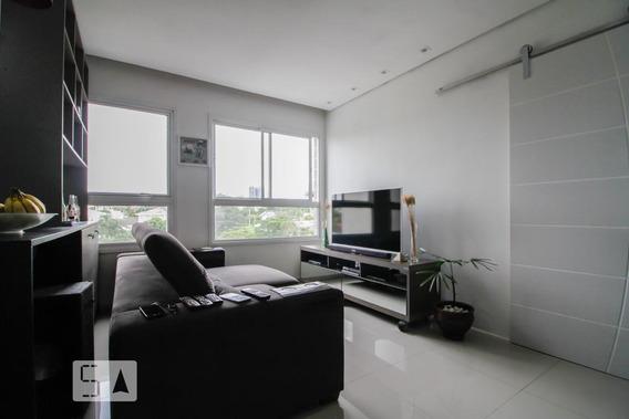 Apartamento Para Aluguel - Alphaville, 1 Quarto, 43 - 893115918