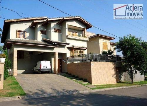 Imagem 1 de 17 de Granja Viana - Excelente Casa, Clean, Repleta De Armários!! - Ca2671