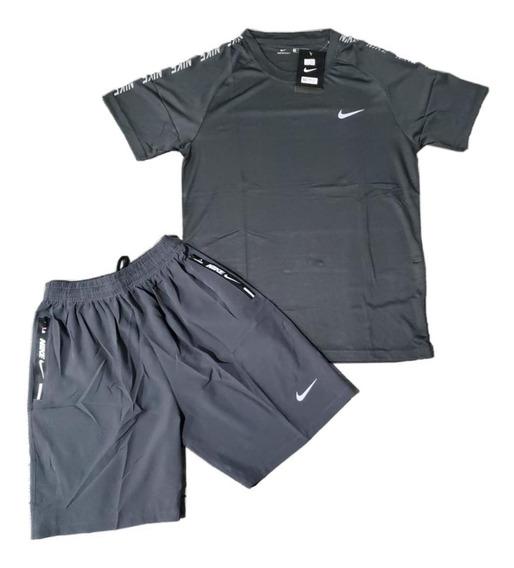 Conjuntos Deportivo Pantaloneta Camiseta adidas Nike Reebok