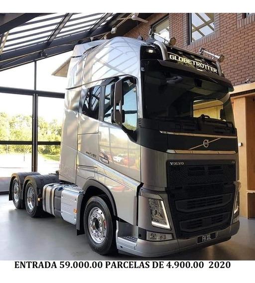 Fh 540 6x4 Pacote Xxl 2019/20 Okm