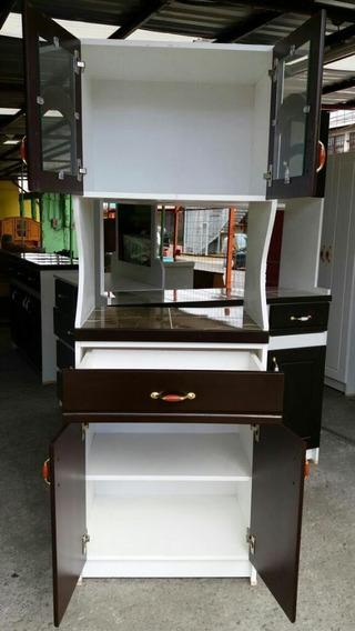 Mueble De Cocina Tipo Alacena Para Microondas