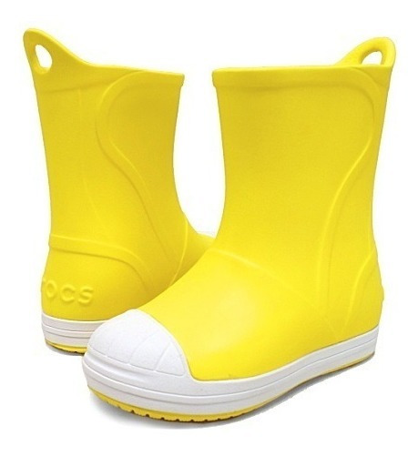 Botas De Lluvia Crocs Bump It Boot Niño Amari/ Bl 20351573k