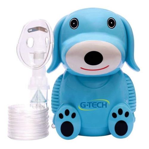 G Tech Dog Azul Inalador Bivolt