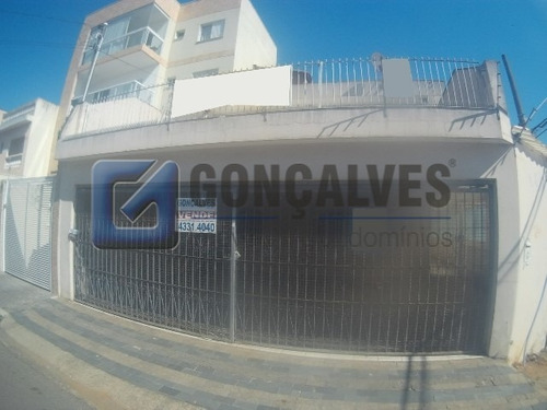 Venda Sobrado Sao Bernardo Do Campo Vila Florida Ref: 133982 - 1033-1-133982