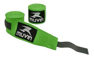 Bandagem Elástica 3m Muvin Bdg-300