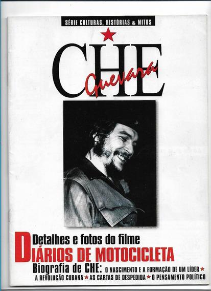 Che Guevara Diários De Motocicleta Revista