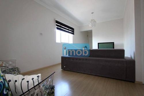 Imagem 1 de 30 de Cobertura Residencial À Venda, Boqueirão, Santos. - Co0125