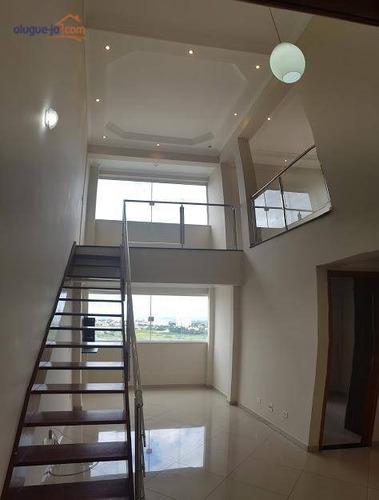 Cobertura Com 2 Dormitórios À Venda, 100 M² Por R$ 477.000 - Jardim Motorama - São José Dos Campos/sp - Co0202
