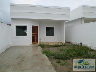 Casa Para Venda Em Araruama, Boa Perna, 2 Dormitórios, 1 Suíte, 1 Banheiro, 2 Vagas - 23